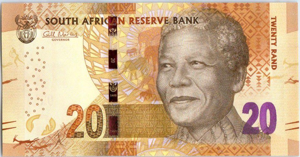Billet Mandela