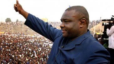 Jean Pierre Bemba candidat RDC