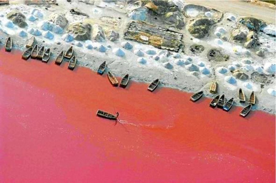 Lac Retba Senegal