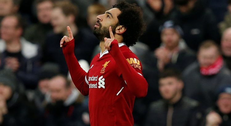 Mohamed Salah salaire 2018-2019