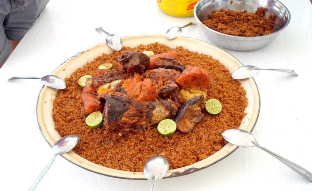 thieboudienne sénégalais