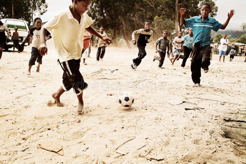 enfants foot burkina
