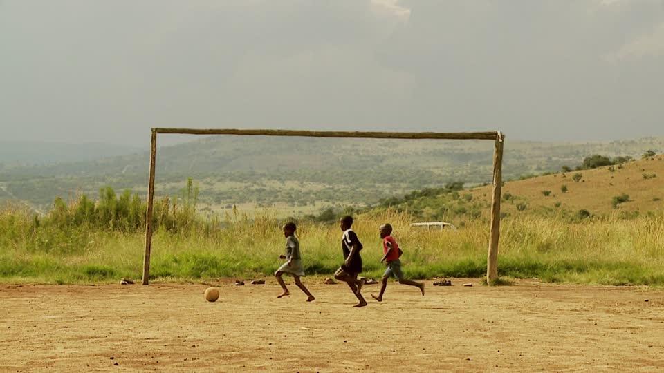 enfants foot cameroun