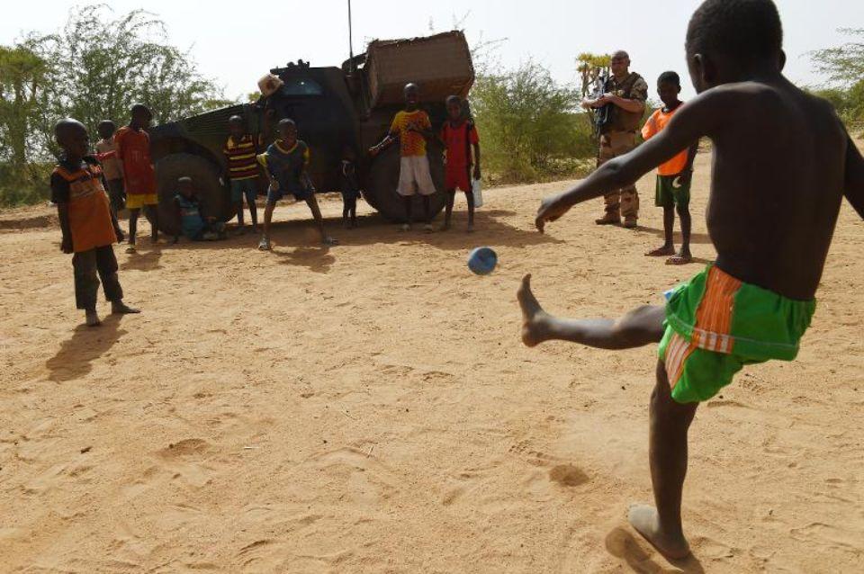 enfants foot mali