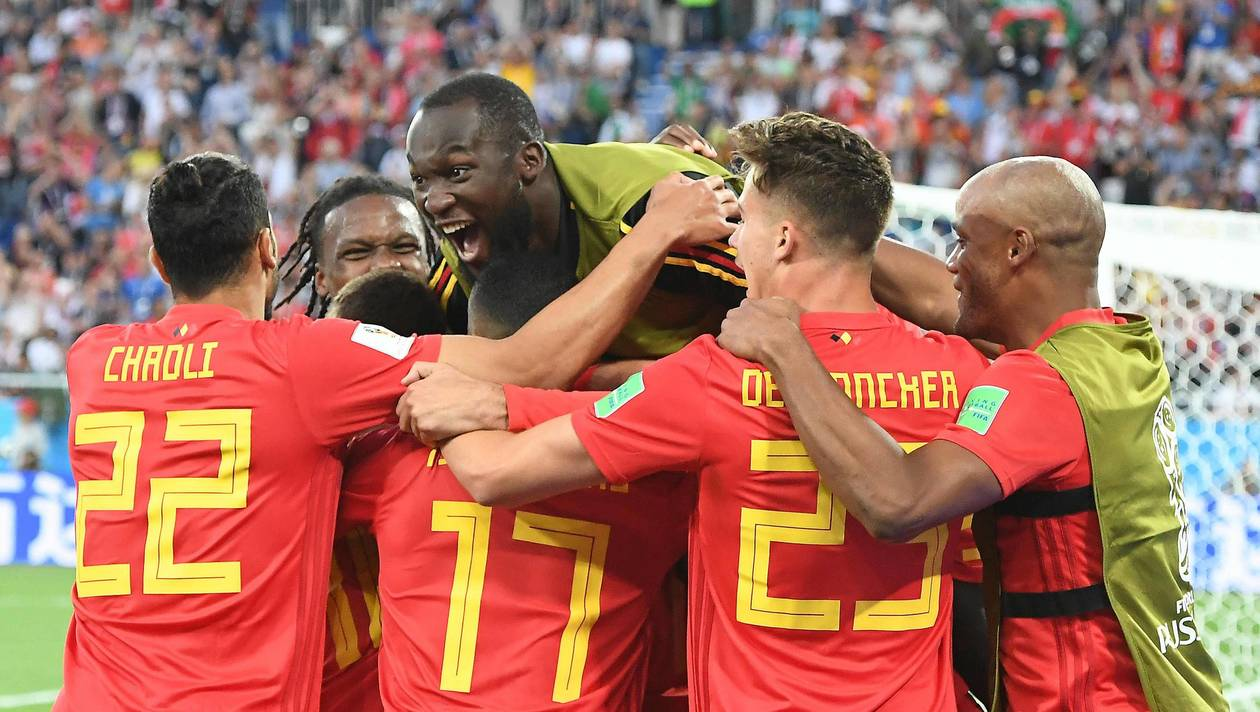 equipe belge celebration