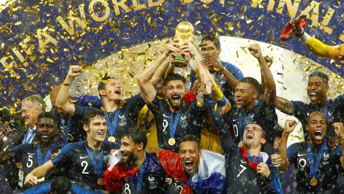 france champion 2018