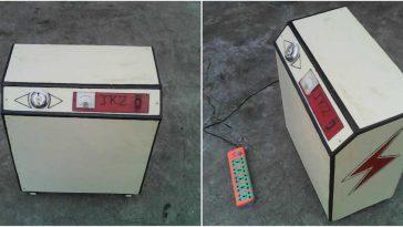 générateur manioc