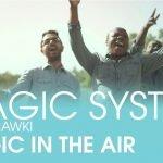 magic system magic in the air
