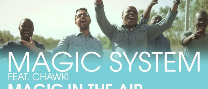 magic system magic in the air