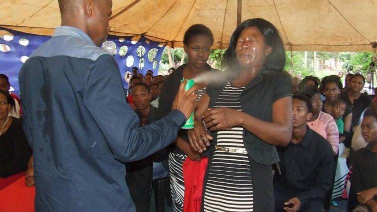 pasteur africain