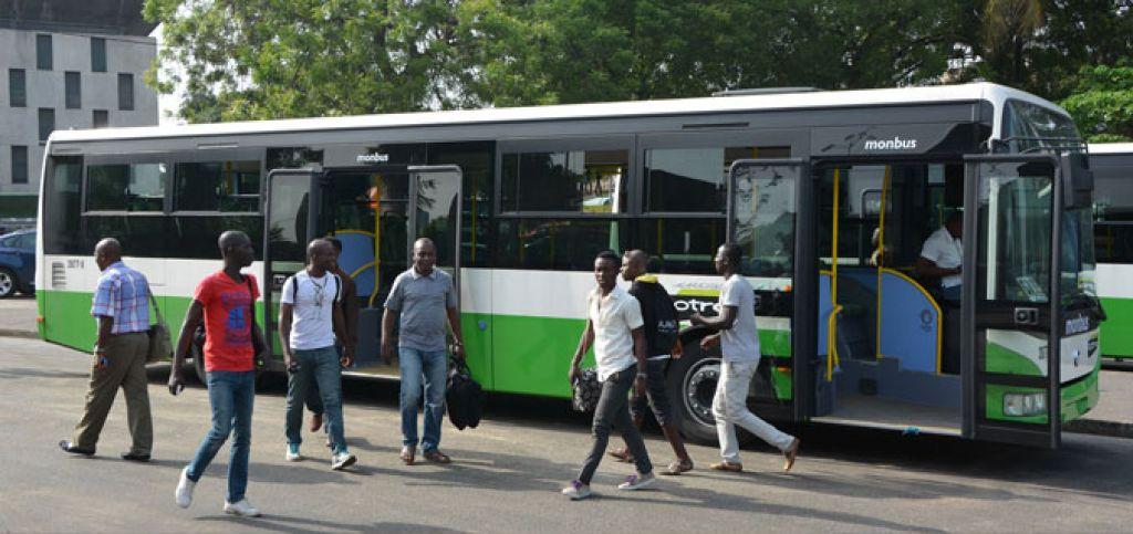 abidjan bus