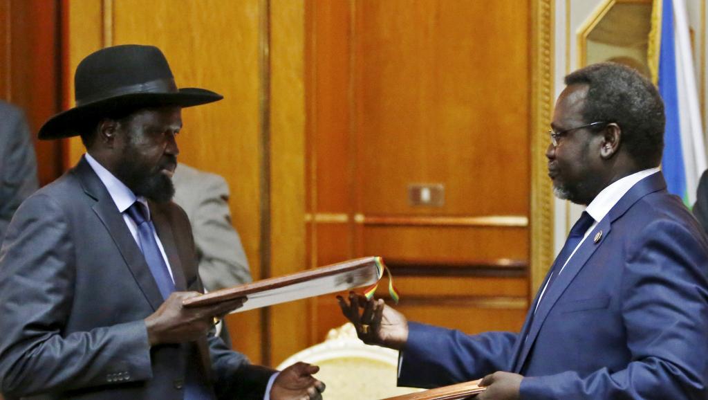 accord de paix soudan du sud