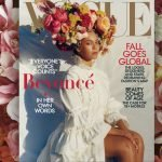 beyonce couverture de vogue