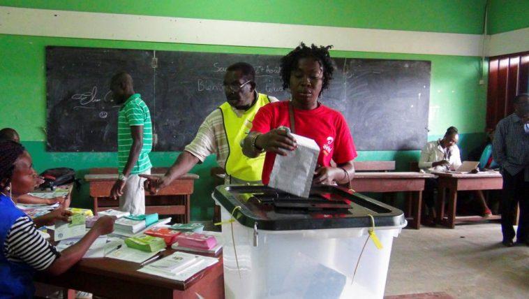 bureau vote afrique
