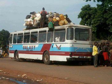 bus kédougou