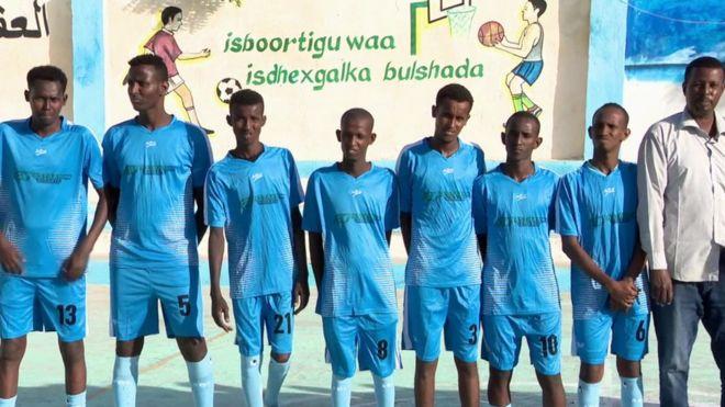 footballeurs sourds somalie