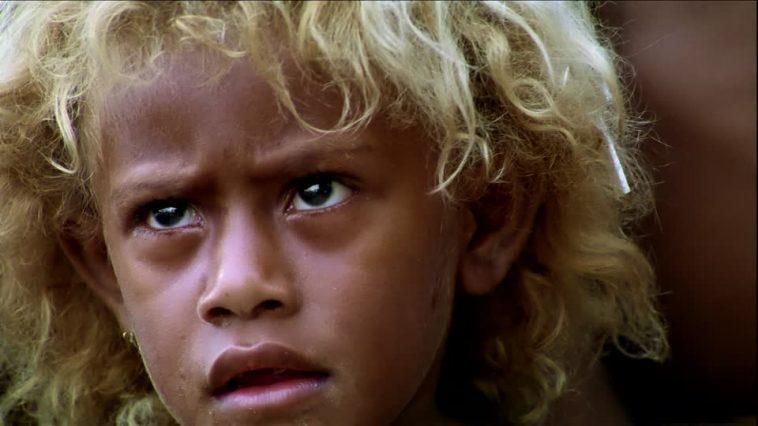 jeune mélanésien