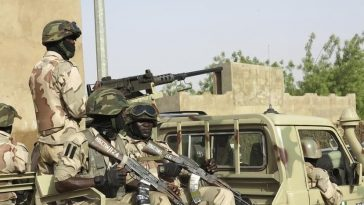 militaires nigérians