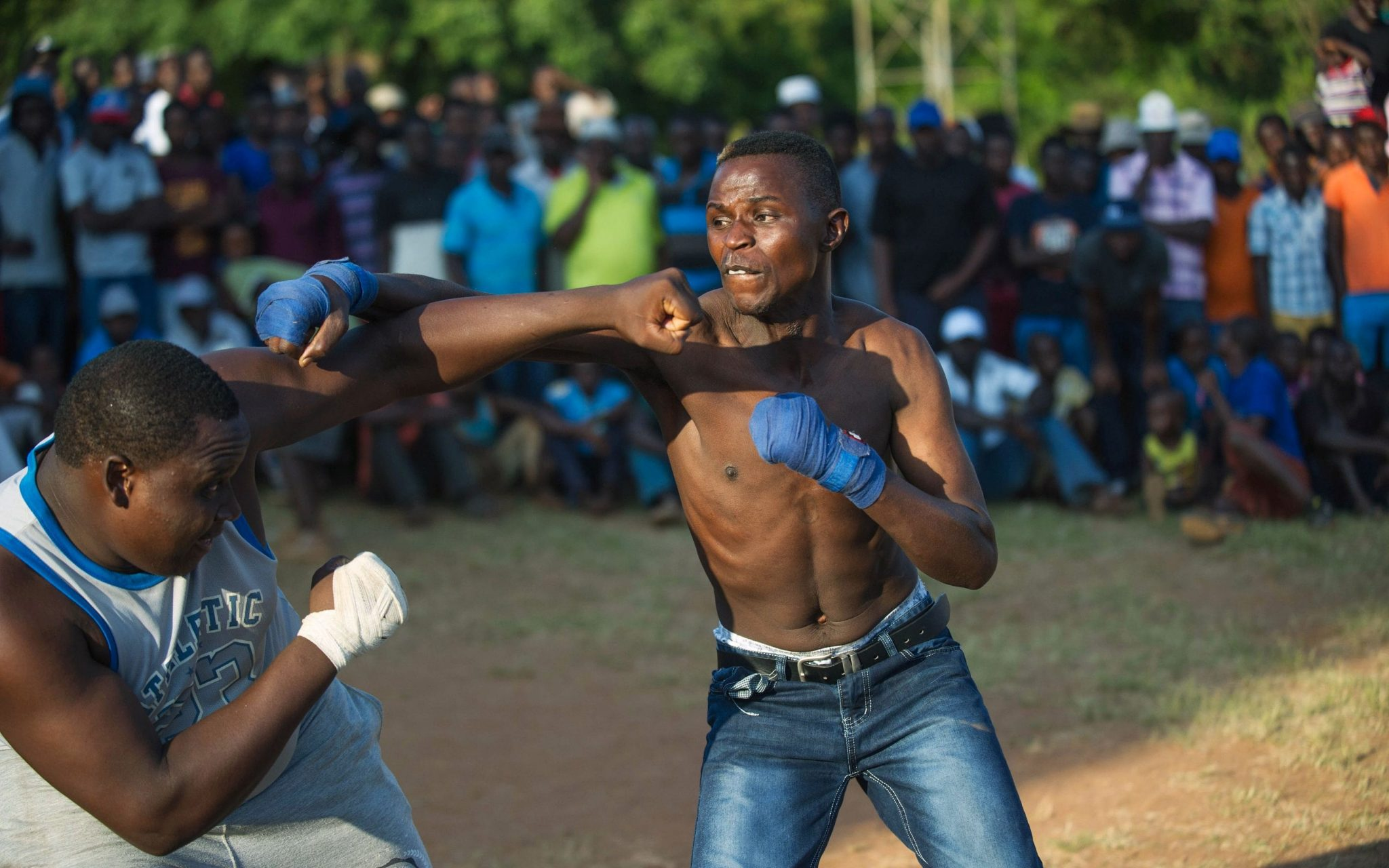 musangwé