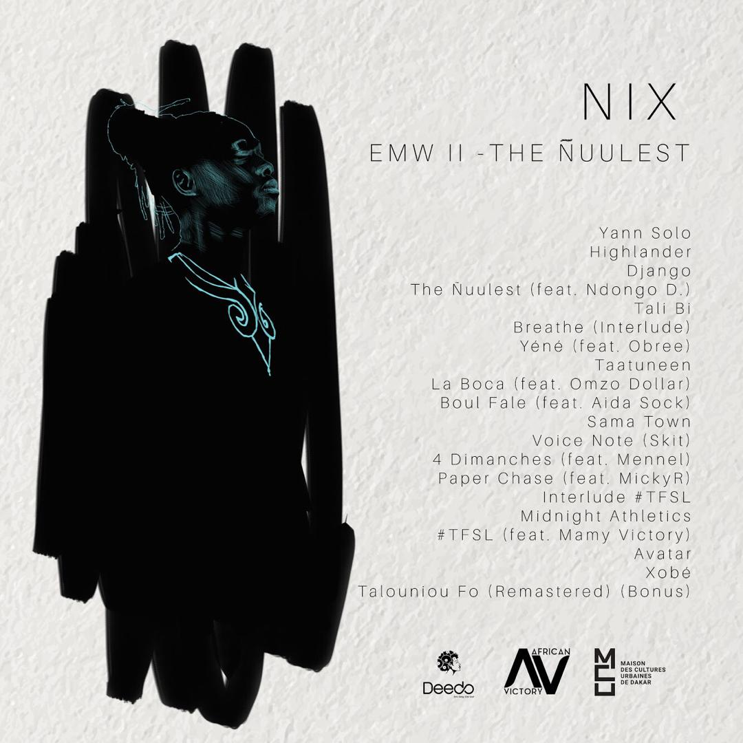 Cover Album Nix EMW2