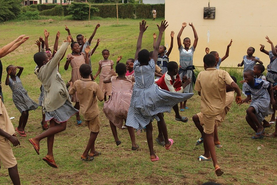 élèves afrique