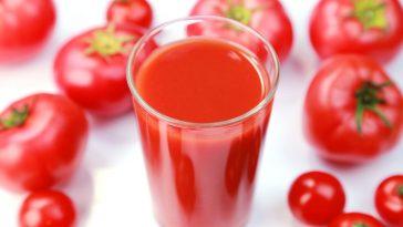 jus de tomate avantages