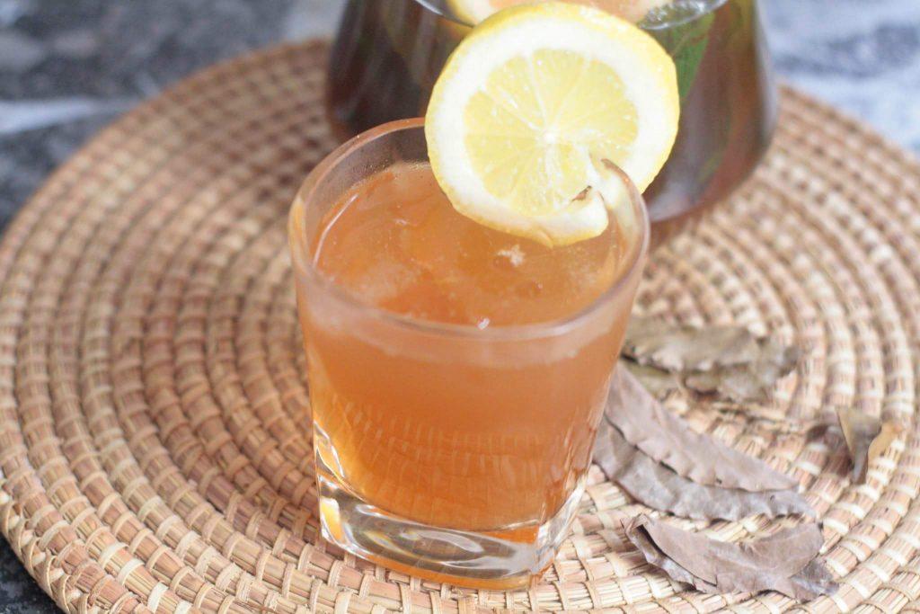 kinkéliba citron