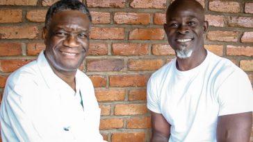 djimon hounsou dans le role du docteur mukwege