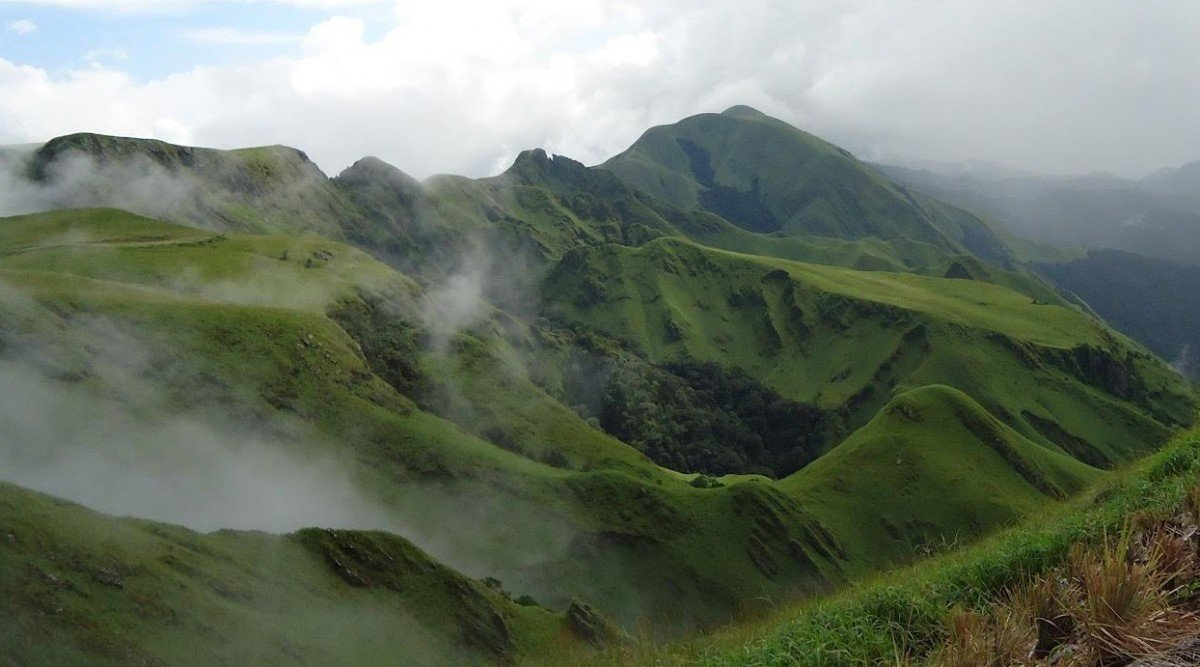 le mont nimba
