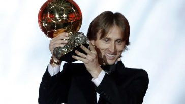 10 choses sur Modric