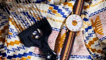 Bifuko, une marque de montres inspirée de la culture bantoue