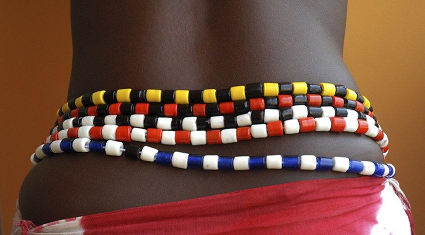 les perles accessoires de séduction