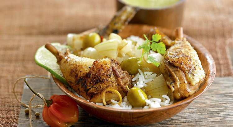 poulet-yassa