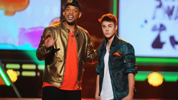 will smith justin bieber youtube rewind