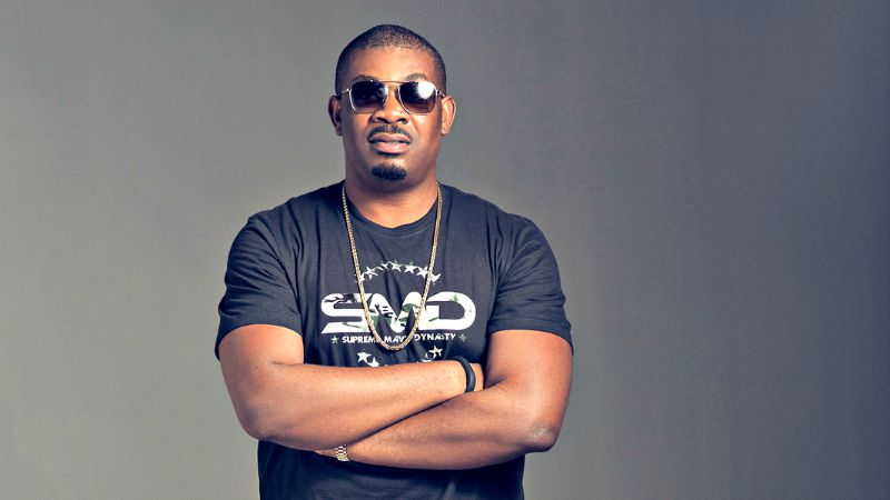 artistes africains les plus riches Don Jazzy