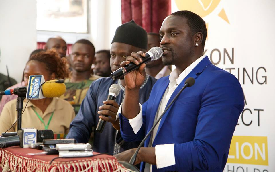 artistes africains les plus riches akon