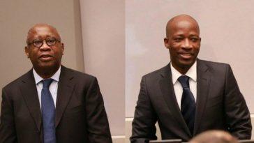 gbagbo blé goudé acquitté