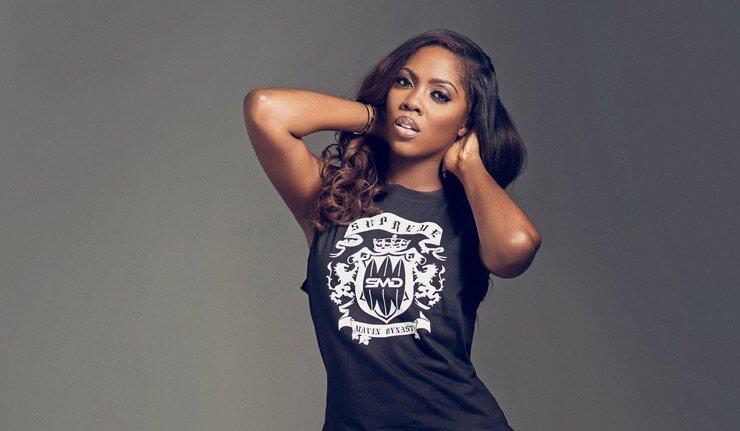 les chanteuses africaines les plus belles tiwa savage