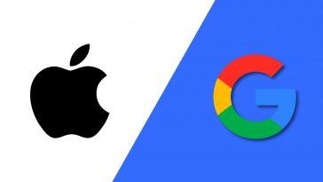 Apple contre Google