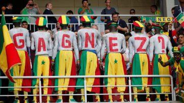 Supporters-Sénégalais