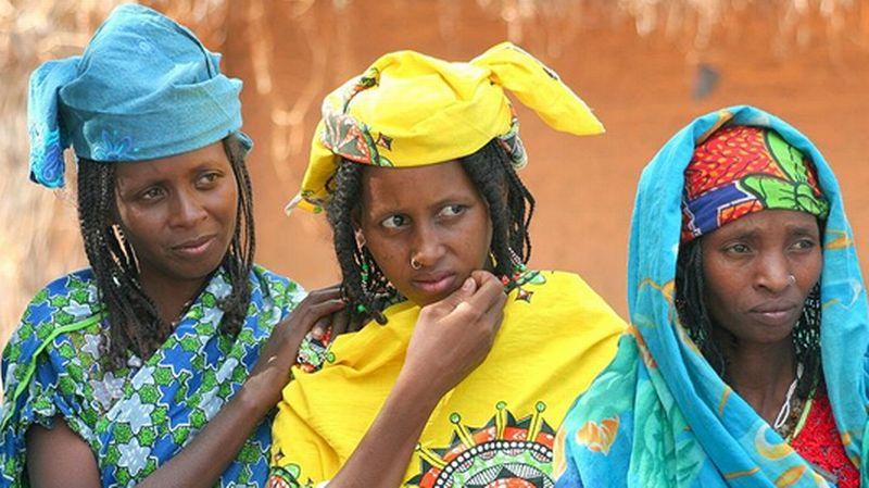 femmes peul
