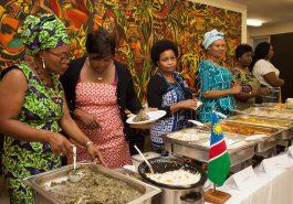 buffet africain