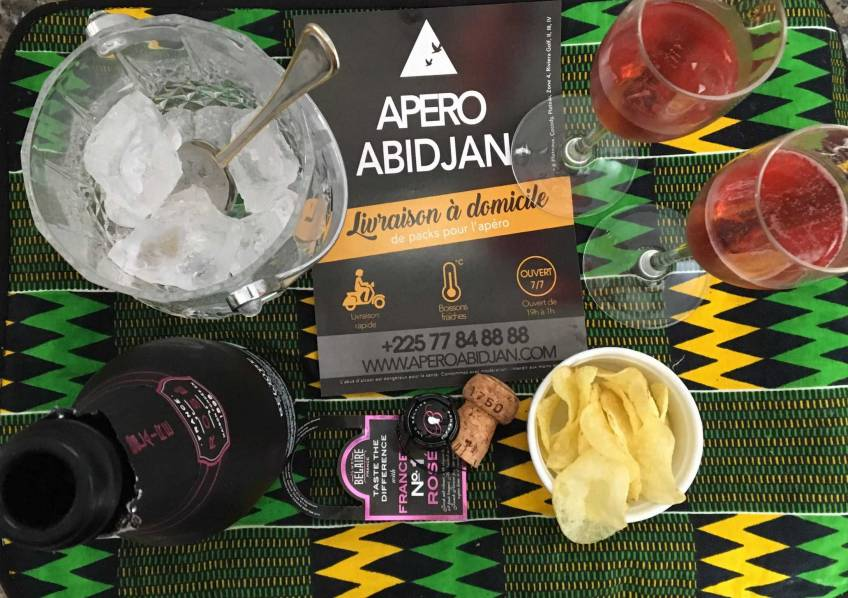 Apéro Abidjan