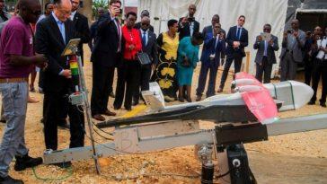 ghana drone medical