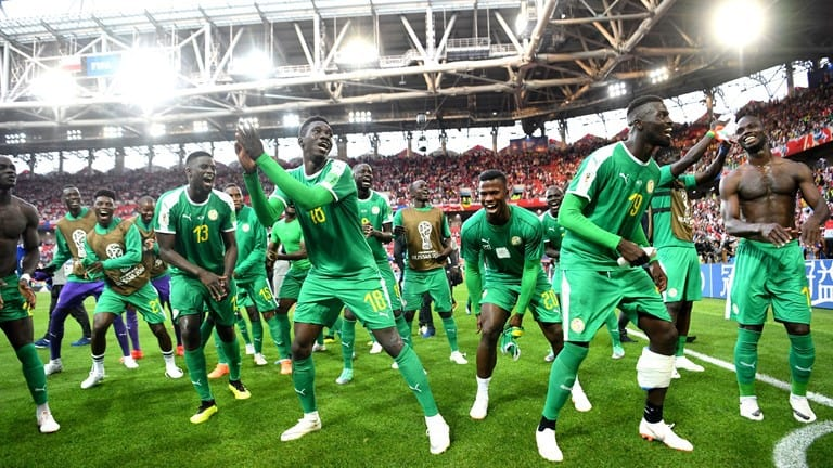 sénégal can 2019