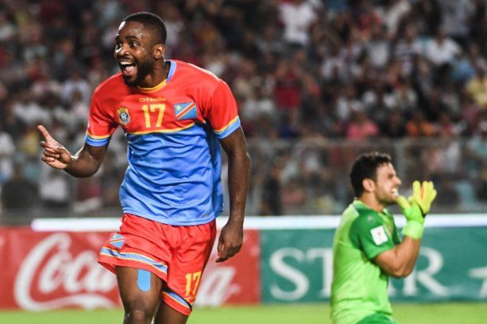 Cedric Bakambu - RDC