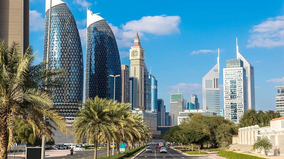 Dubaï touche le ciel