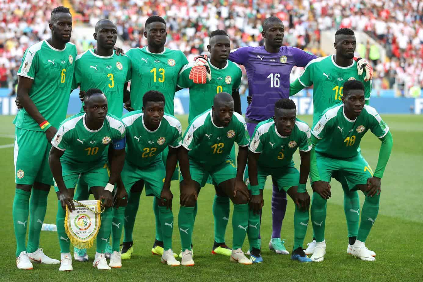 Equipe-nationale-du-Sénégal