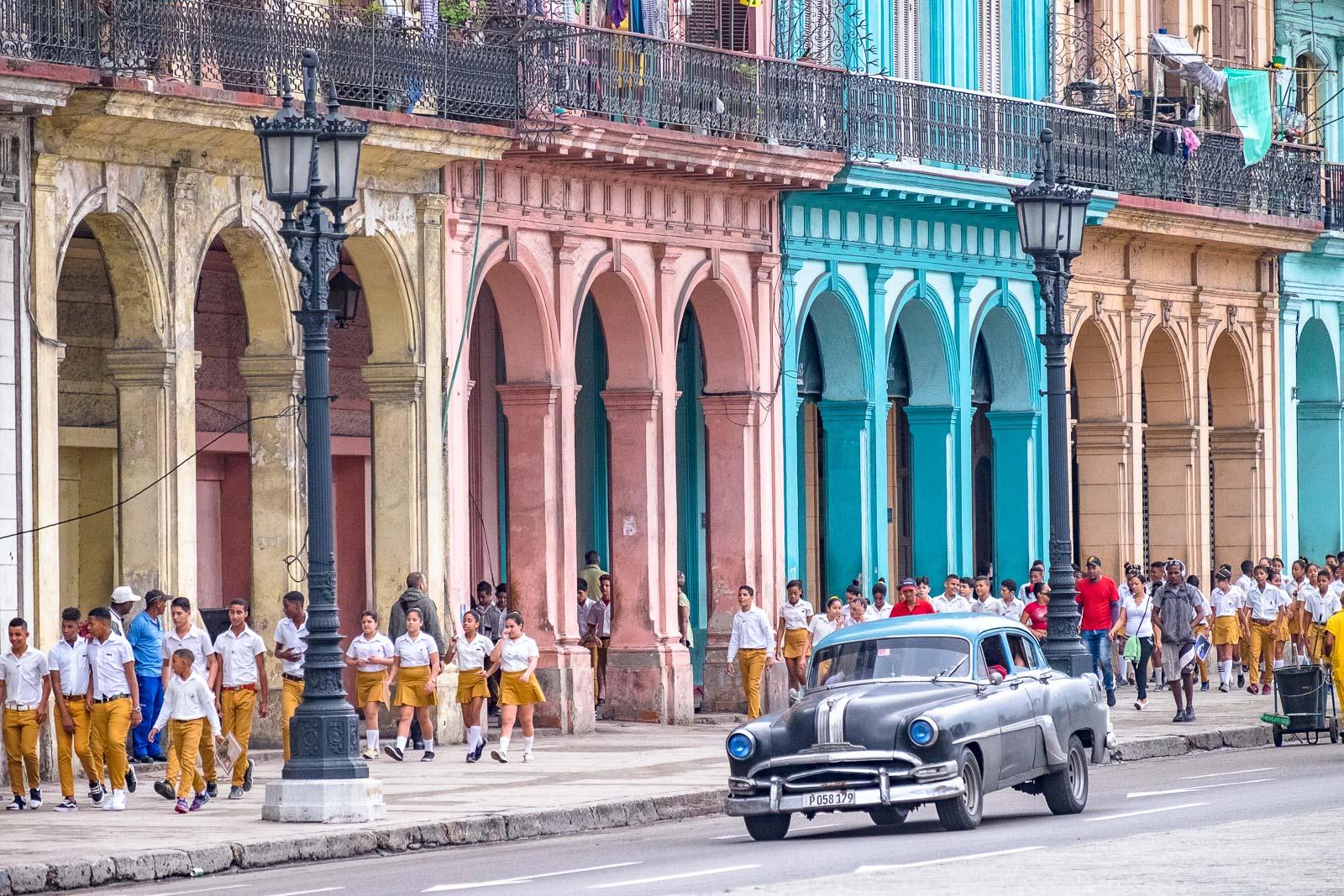 La Havane beauté intemporelle