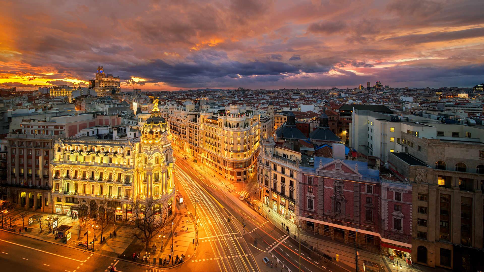 Madrid-beauté-espagnole